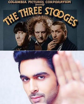 Bollywood producer to give THE THREE STOOGES desi kicks