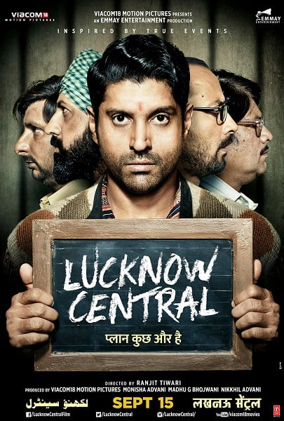 LUCKNOW CENTRAL Movie Review: Of Pigeons and Ravi Kissen