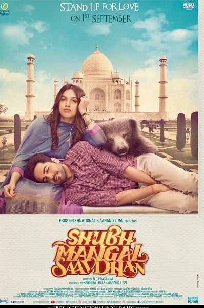 SHUBH MANGAL SAAVDHAN Movie Review: Cleanliness in the raunchiness