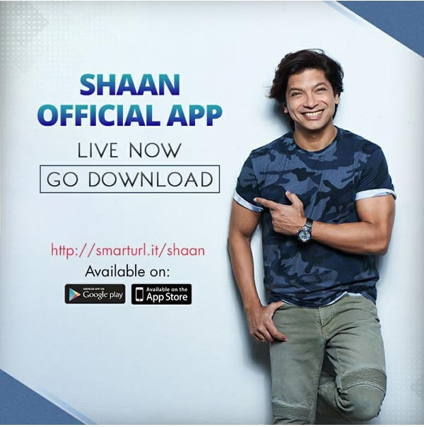 Singer Shaan joins the bandwagon of celebs having their own Apps