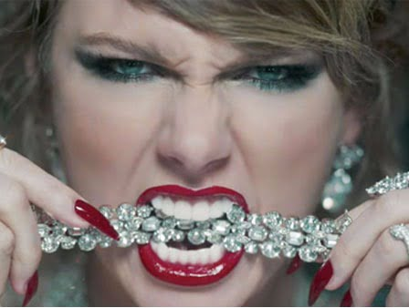 Taylor Swift's 'Look What You Made Me Do' is ruling the charts even in 3rd week