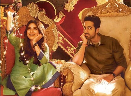 New poster of SHUBH MANGAL SAAVDHAN is electrifying!