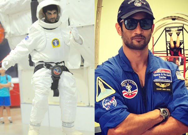 Officials at NASA are all praises for Sushant Singh Rajput!