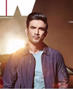 Sushant Singh Rajput looks casual & suave on this magazine cover