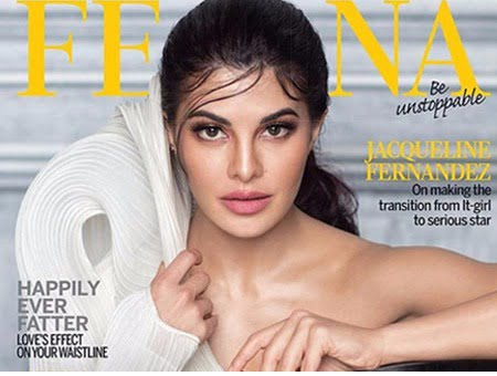 Jacqueline Fernandez's recent photoshoot will make your jaw drop!