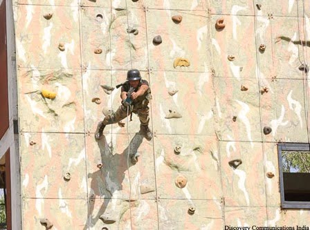 Special series 'Breaking Point: Commando School Belgaum' to air on Discovery channel