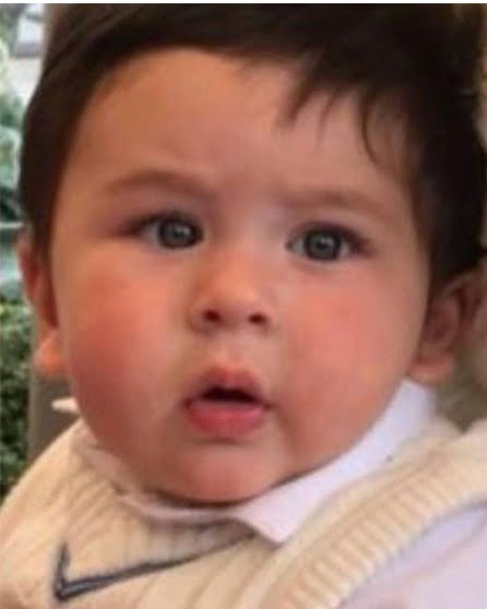 Taimur's latest endearing picture will make your day