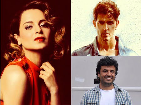 Did Hrithik reject a proposal from Kangana Ranaut's QUEEN director?