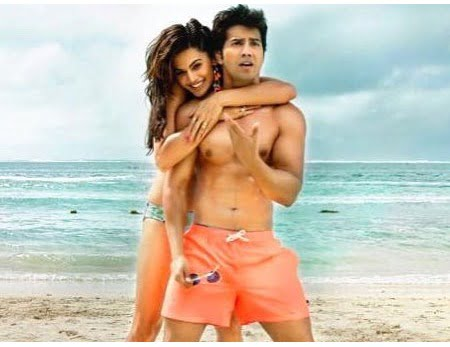 Varun and Taapsee look hotter than the weather in their latest pic!