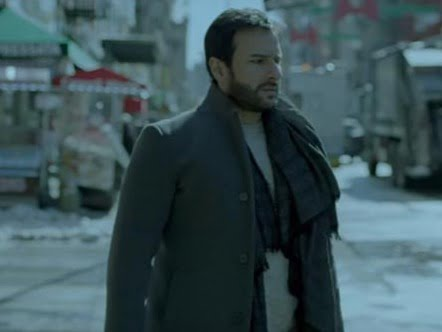 CHEF song 'Tere Mere' shows Saif's work life taking toll over his love life