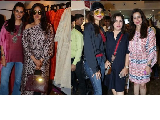 When Bollywood's Super Moms came together for the Shetty's