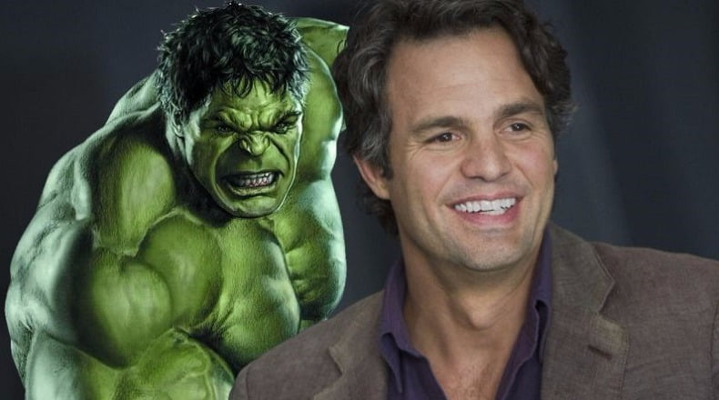 Mark Ruffalo is happy his character 'The Hulk' is different and not 'angry'