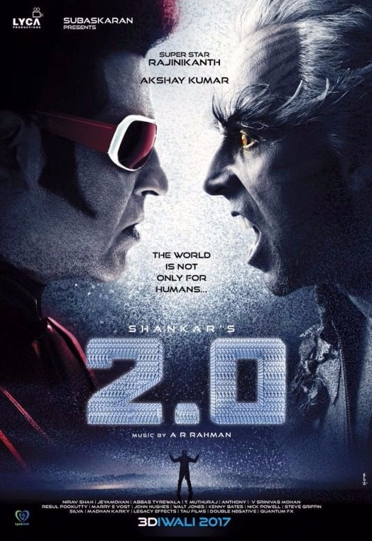 Exclusive telecast of 2.0 audio launch on Zee Tamil