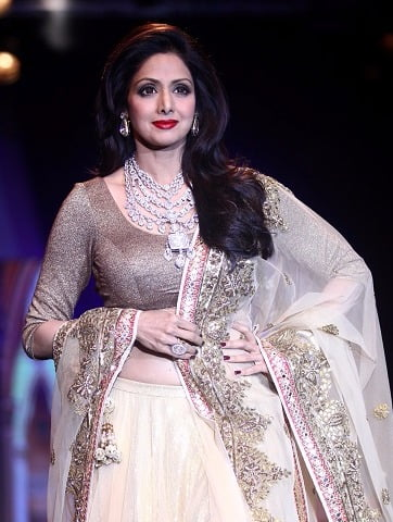 Sridevi to inaugurate Indian Panorama Section at 48th IFFI