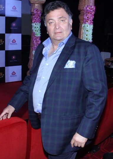 Rishi Kapoor: Motilal was the most natural actor on-screen