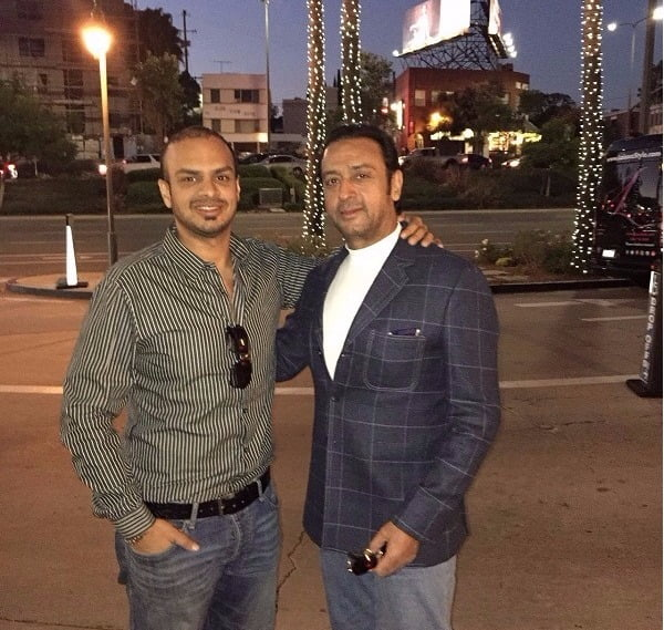 Gulshan Grover and his son Sanjay to power the biopic on Afshan Ashiq