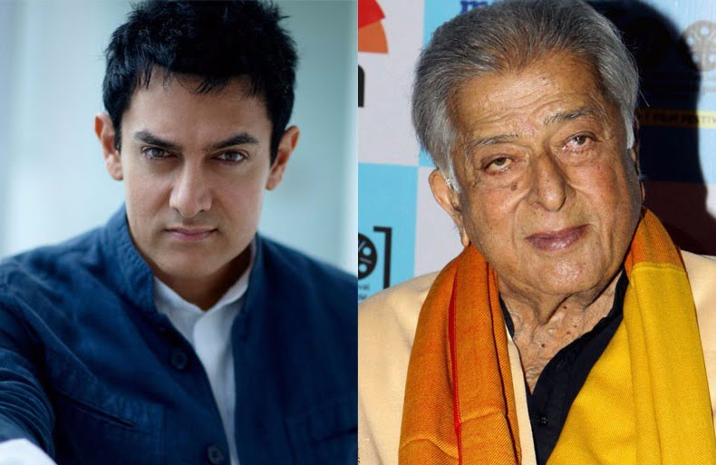How Shashi Kapoor was responsible for Aamir Khan's first All Time Blockbuster