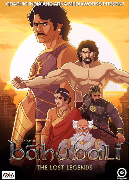 Animated series BAAHUBALI: THE LOST LEGENDS to premiere on COLORS