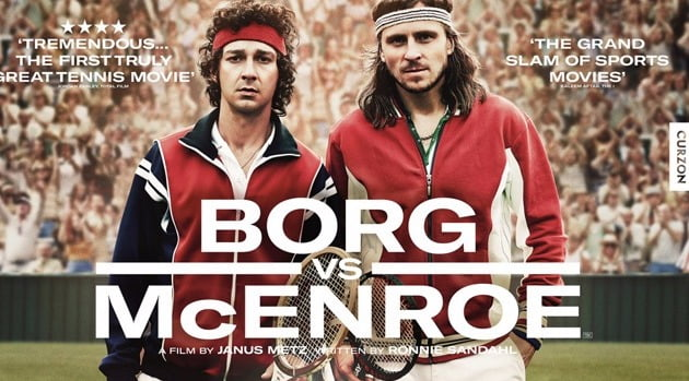 BORG MCENROE Movie Review: Well-made sports drama