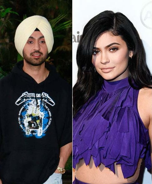 Diljit Dosanjh: Feel good after seeing Kylie Jenner