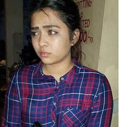 Hyderabad police bust - saves two actresses