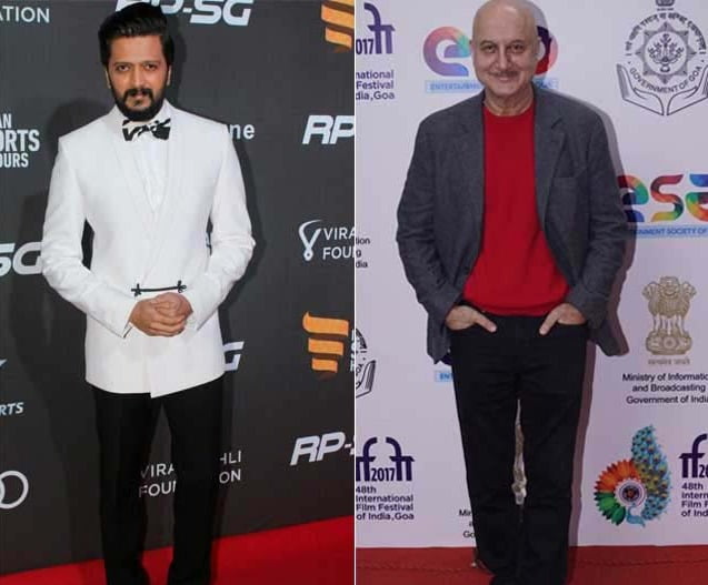 Riteish Deshmukh: So much to learn from Anupam Kher