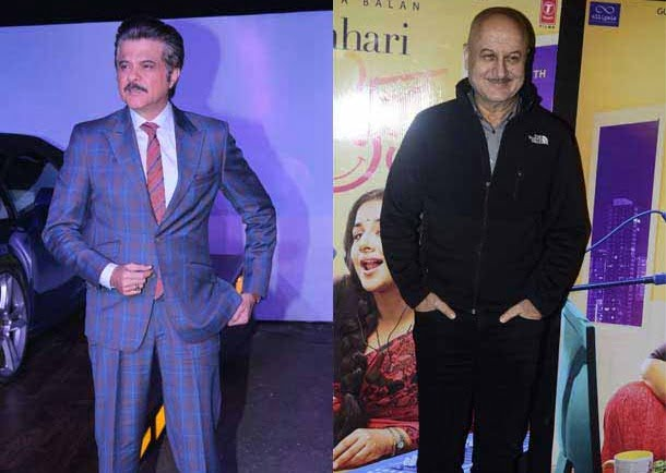 Anil Kapoor: My career wouldn't be same without Anupam Kher's support