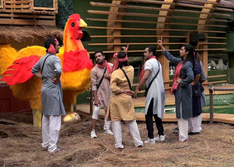 Bigg Boss 11: Day 57 - 'Gharwale' take drastic measures to protect their golden egg in Bigg Boss Poultry farm