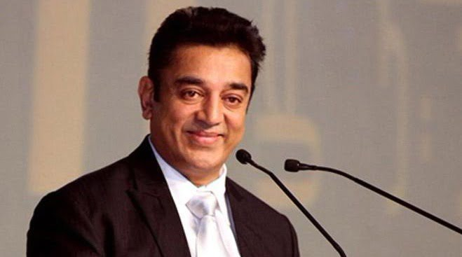 Kamal Haasan : Our state has sunk to the lowest depth.