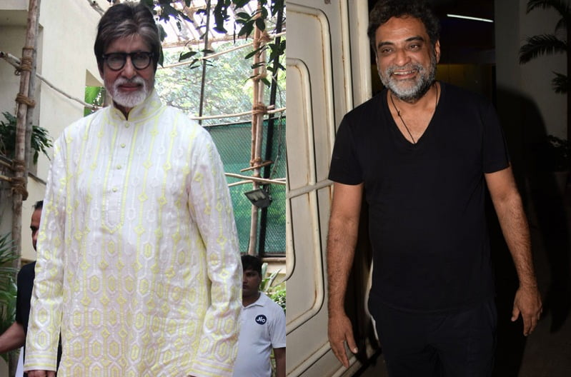 R. Balki: Nation is obsessed with Big B