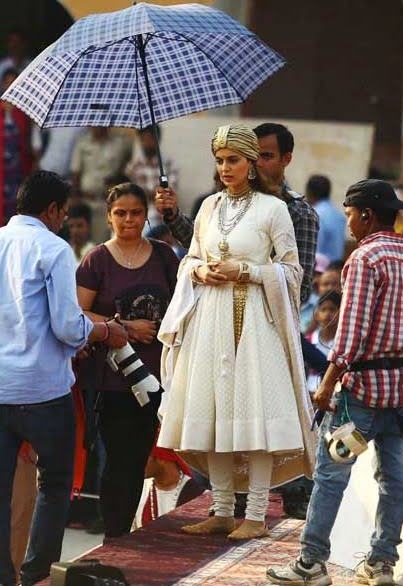 Nothing objectionable in MANIKARNIKA..., say film's makers