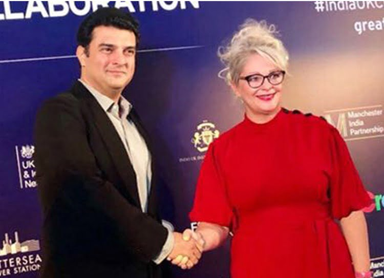 Producers Guild of India signs MoU with UK's PACT