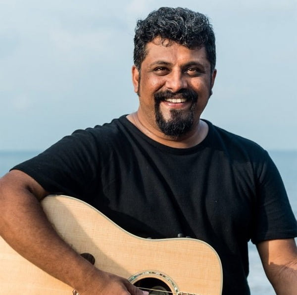 Raghu Dixit: I only make happy music