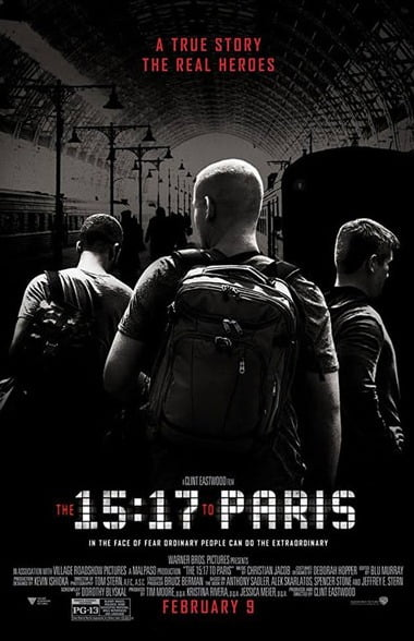THE 15:17 TO PARIS Movie Review: A disappointingly dry salute