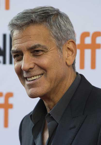 George Clooney could trade his life for Amal