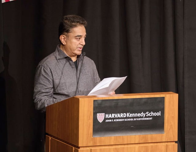Kamal Haasan: Would prefer being known as Polity-Culturist rather than Politician