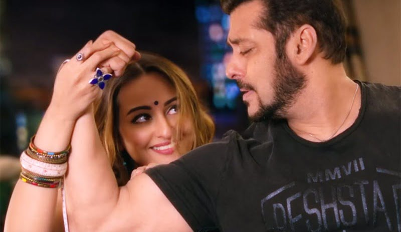 Sonakshi Sinha: Was exciting to reunite with Salman
