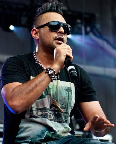 Sean Paul: My wife's very supportive