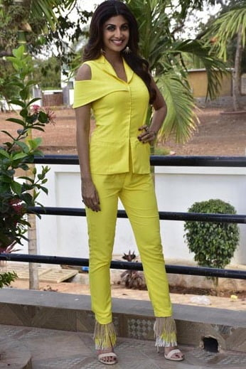 Shilpa Shetty: Being a homemaker comes first on my list