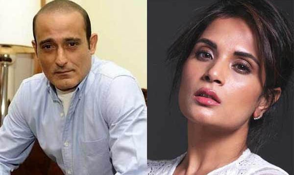 Richa to work with Akshaye in SECTION 375 a courtroom drama on rape