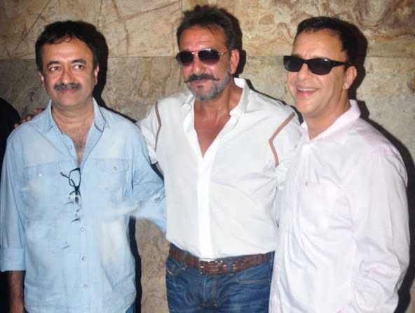 Sanjay Dutt: Usually others narrate story to me.This time I kept narrating my life stories to them
