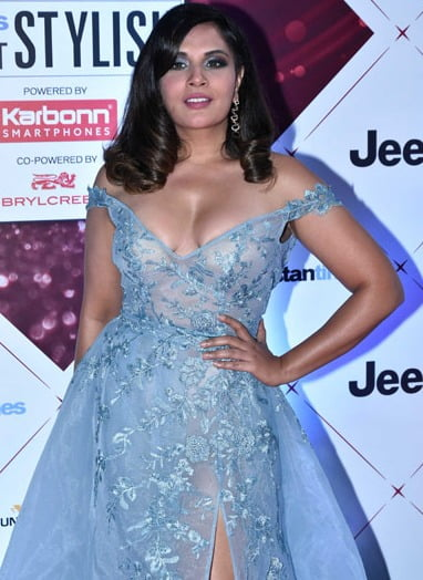 Richa Chadha: I sign films based on their potential