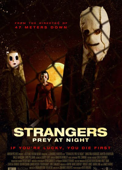 THE STRANGERS sequel to release in India in March