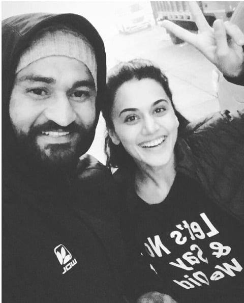 Taapsee Pannu: Sandeep Singh the best coach I ever had