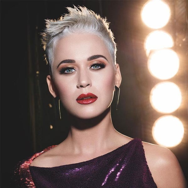 Katy Perry: I kissed a guy and he didn't like it