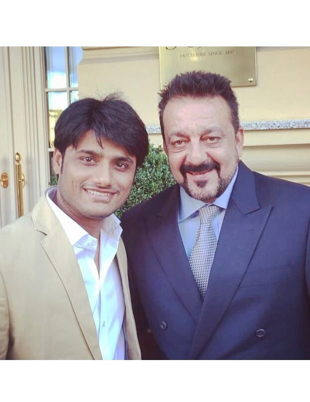 MUNNABHAI Sanjay Dutt is back with a promise to be bigger and better