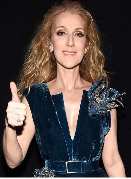 Celine Dion cancels shows due to problem in her middle ear