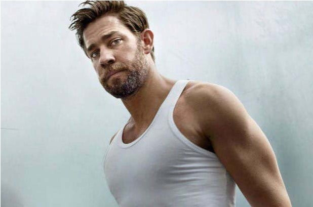 John Krasinski related to A QUIET PLACE on a personal level