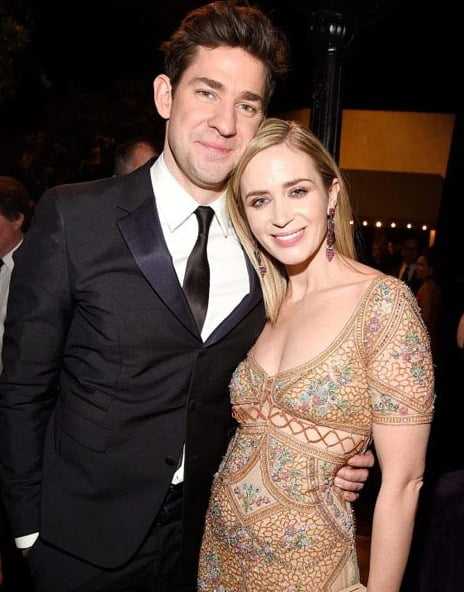 Emily Blunt: It was exciting to work with John Krasinski