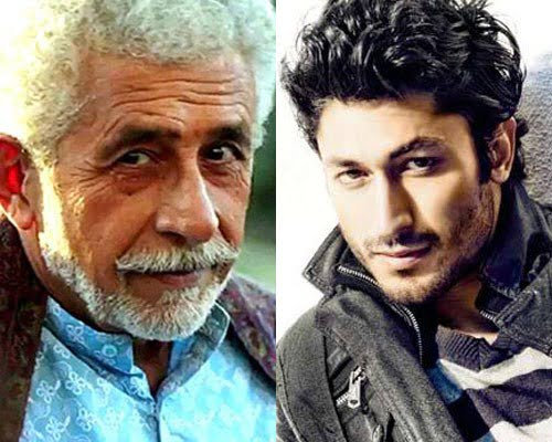 Vidyut Jammwal and Naseeruddin Shah come together for this acclaimed director's comeback in Bollywood